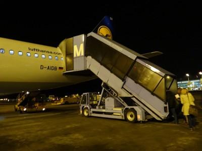 ミュンヘン空港を乗り継ぎで利用して来た!! (ルフトハンザ)