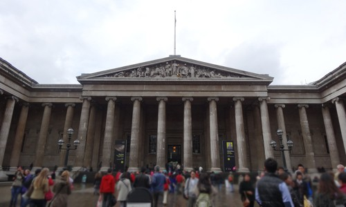 大英博物館 British Museumの感想 in ロンドン