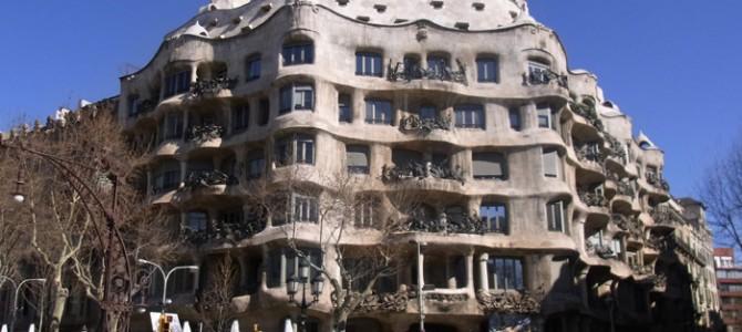 屋上からの眺めもいいカザ・ミラの感想 in バルセロナ