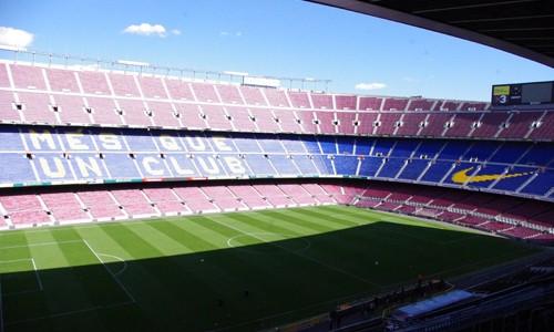カンプノウスタジアム見学ツアーへ 行ってきたin バルセロナ