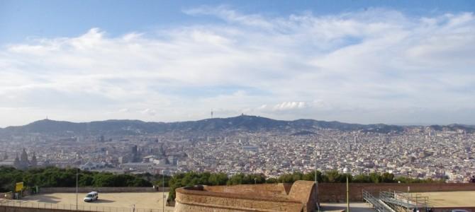 モンジュイック城とミロ美術館へ行ってきた! in バルセロナ