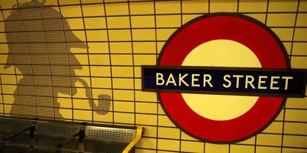 ベイカーストリート駅を散策してきた in ロンドン