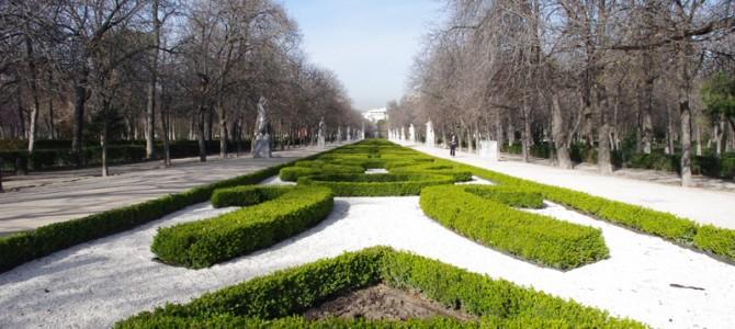 レティーロ公園を散歩してきた in マドリード