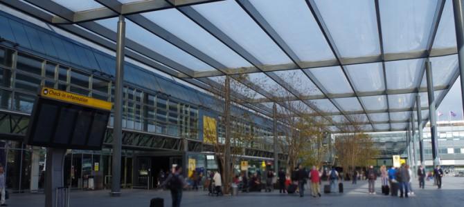 ヒースロー空港の免税店と行き方について in ロンドン