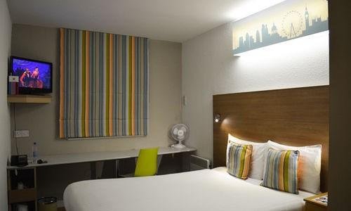 イビス スタイルズ ロンドン エクセル ホテルに泊まった