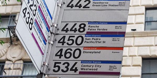 ダウンタウン(ロサンゼルス)からディズニーランドへの行き方 in カリフォルニア