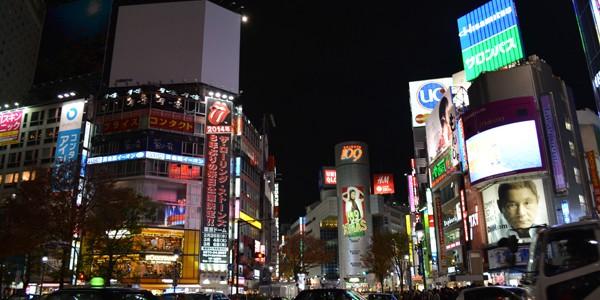 渋谷・原宿を3時間くらいでめぐってきた!