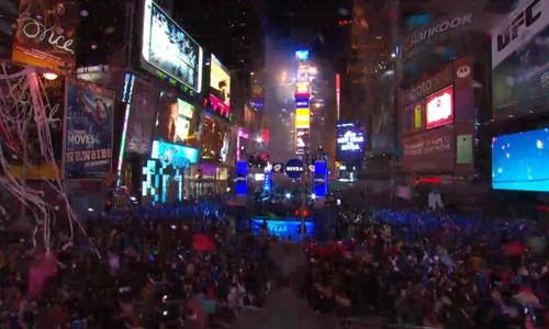 いつかニューヨークでカウントダウンをしてみたい