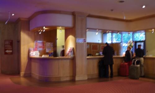 プレジデントホテルに泊まった in ロンドン