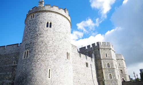 ウインザー城へ行って来た(城と周辺観光編) in イギリス