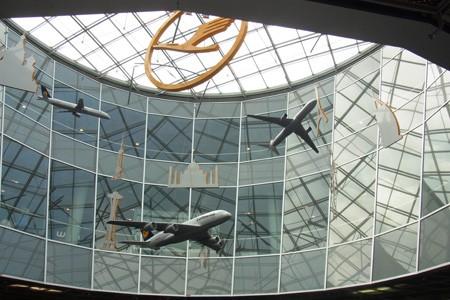 フランクフルト空港(乗り継ぎ)を覗いてきた