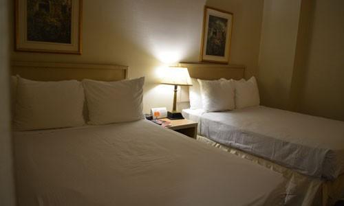 ザ メイフェア ホテル ロサンゼルスに泊まった感想 in ロサンゼルス