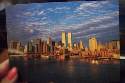 ワールド・トレードセンター跡地周辺へ行ってきた in ニューヨーク