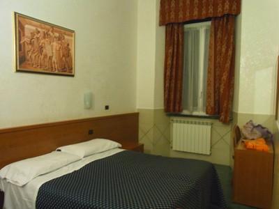 ホテル ルチャーニ(Hotel Luchiani)に泊まった感想 in ローマ