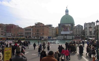 リアルト橋に行って来た!(列車での行き方もあるよ編) in ベネチア