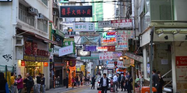 香港の治安についての感想