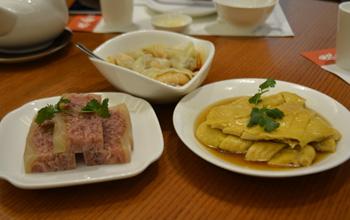 ディンタイフォンでディナーを食べてきた!! in 香港