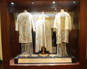 聖ドミニコ教会展示物