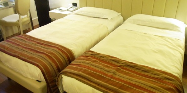 Hotel Londraに泊まった感想 in フィレンツェ