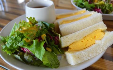 カヤバ珈琲でランチを食べてきた! at 谷根千エリア