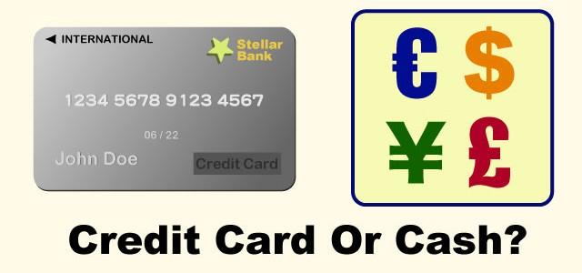 海外でのクレジットカード支払いの現地レートを調べる