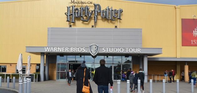 ハリー・ポッター・スタジオツアーの予約と行き方 in London