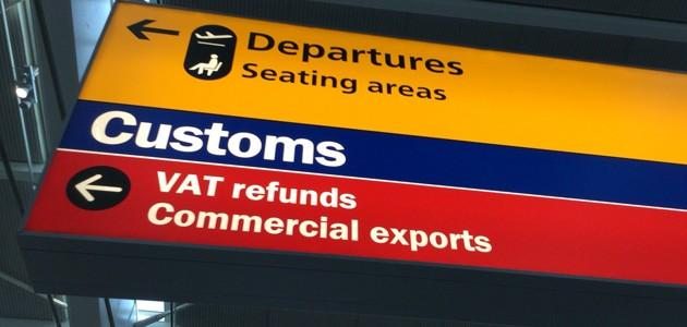 ロンドン免税申請の流れ 〜購入からヒースロー空港まで〜