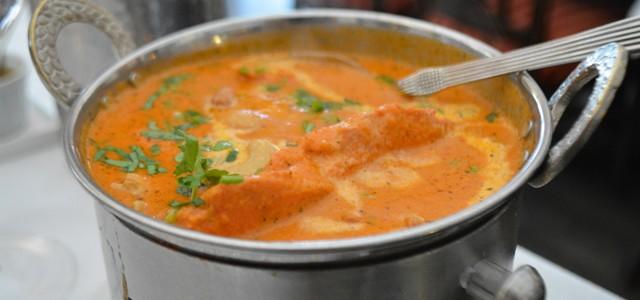オスロでカレー食べてきた! at New Delhi