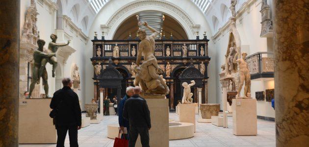 ヴィクトリア&アルバート博物館へ行ってきた感想 at ロンドン