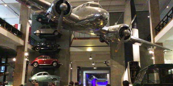 サイエンスミュージアムを見てきた感想 in ロンドン