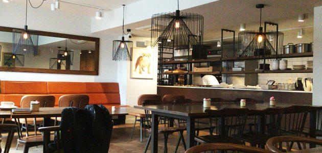 カフェGAIL'S Bakeryでお茶してきた in ロンドン