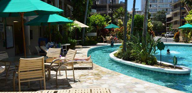 ワイキキ・サンドビラ・ホテルに泊まった感想 in ハワイ