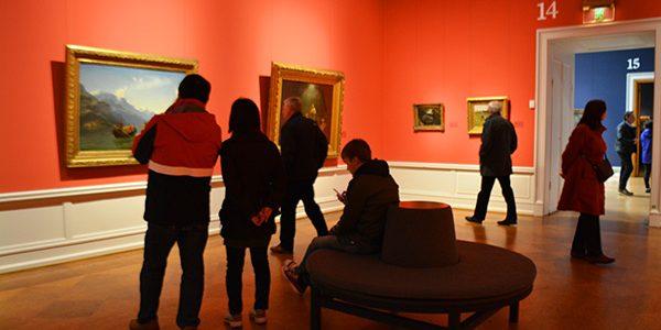 オスロでムンクの「叫び」を見てきた at 国立美術館
