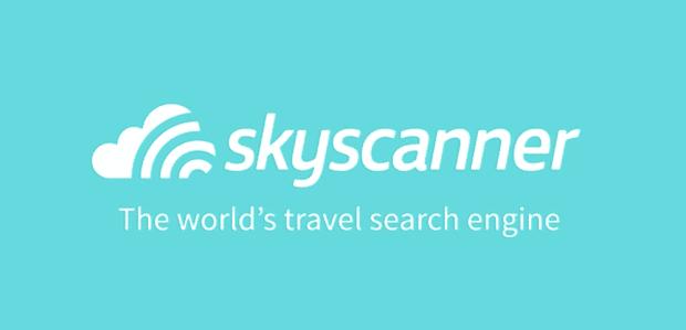 skyscanner ロゴ