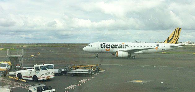タイガーエア (Tigerair) に乗ってみた感想 in オーストラリア