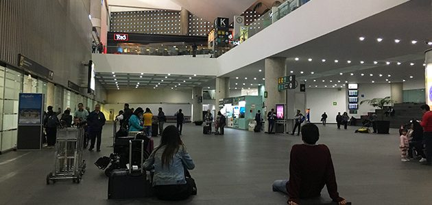 メキシコの入国と出国手続きについて メキシコシティ