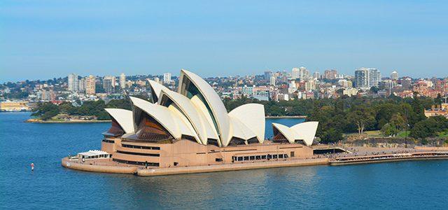 シドニー国際空港からセントラルステーション駅などの行き方