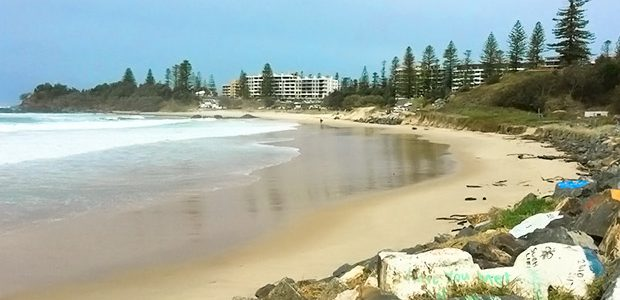 ポートマッコリーの海沿いを散歩してきた in オーストラリア