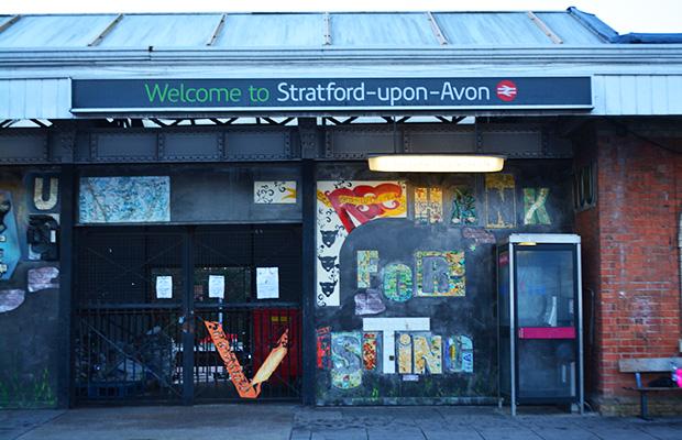 stratford-upon-avon station