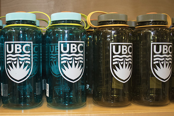 UBC bookstore cup