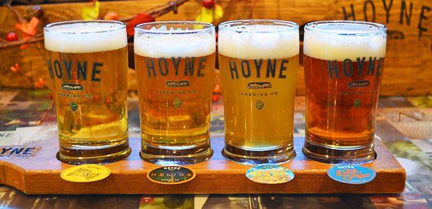 HOYNE Brewingでビールを飲んできた in ビクトリア