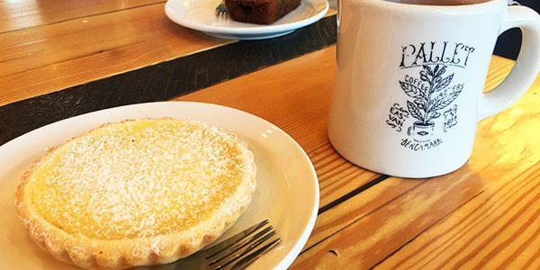 カフェPallet Coffee Roastersでお茶してきた! in バンクーバー