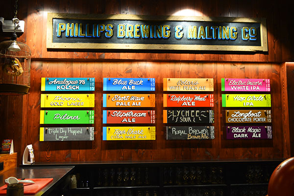 Phillips Brewing & Malting Co.