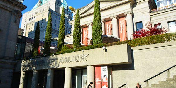 バンクーバーアートギャラリーに行ってきた in カナダ