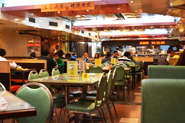 檀島咖啡餅店, honolulu coffee shop