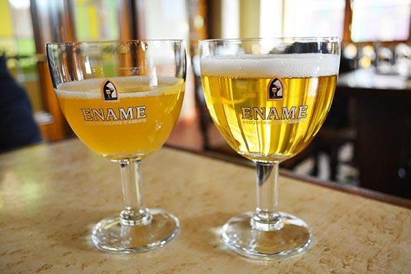 Roman beer brewery