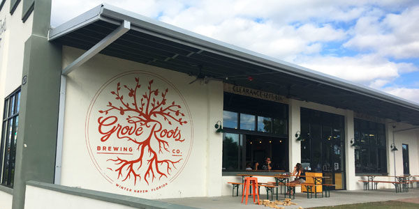 Grove Roots Brewingでビールを飲んできた in フロリダ