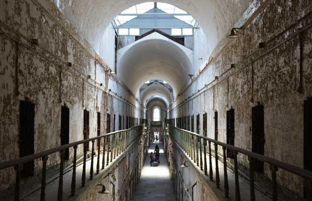 イースタン州立刑務所 Eastern State Penitentiary
