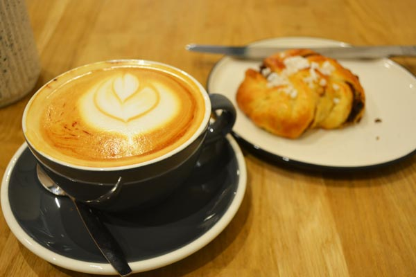 カフェ cook kaffe