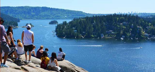 バンクーバーからディープコーブ(Deep Cove)への行き方 in カナダ